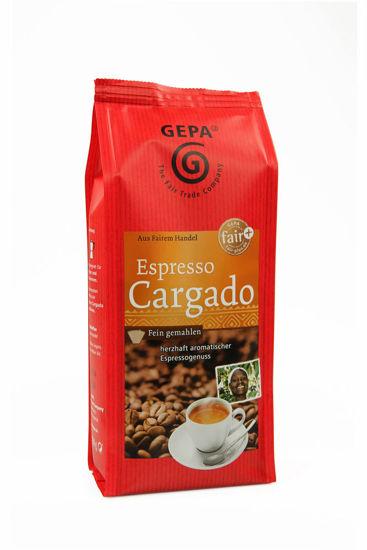 Bild von Espresso Cargado gemahlen