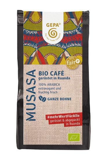 Bild von Bio Café Musasa Bohne