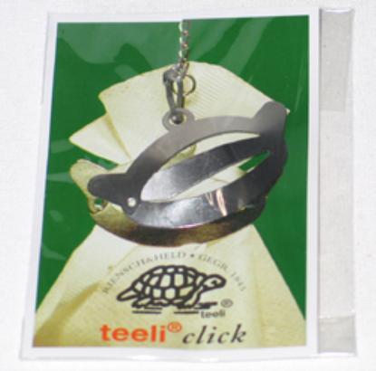 Bild von Teefilter-Clip