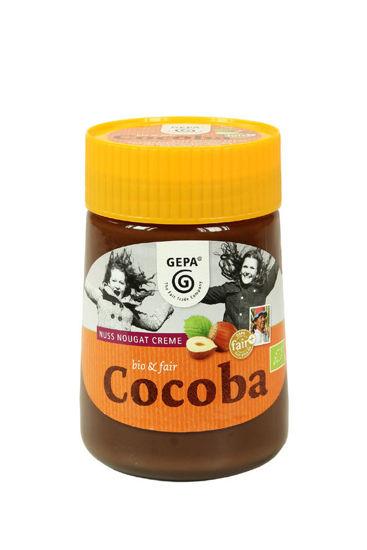 Bild von Bio Cocoba Nuss Nougat Creme