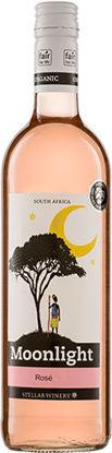 Bild von Bio-Wein Moonlight rosé