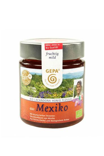 Bild von Bio-Honig Mexico Lacandona flüssig