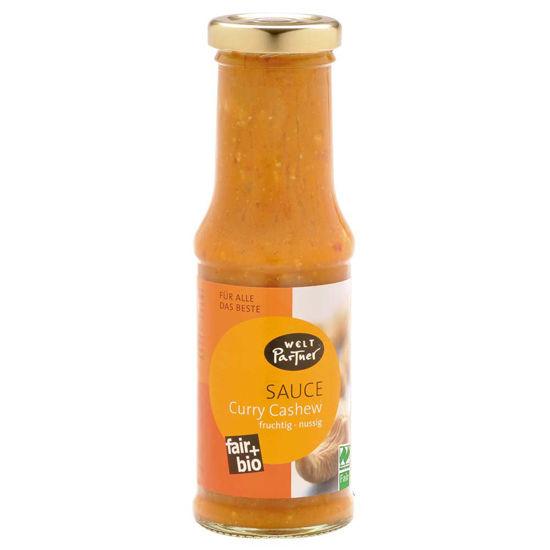 Bild von Bio-Sauce Curry Cashew