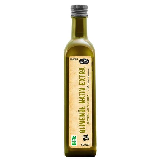 Bild von Bio-Olivenöl aus Palästina