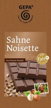 Bild von Sahne Noisette Schokolade