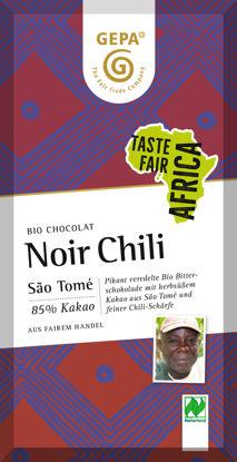 Bild von Bio Chocolat Noir Chili