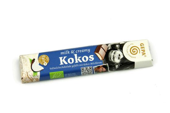 Bild von Bio milk & creamy Kokos