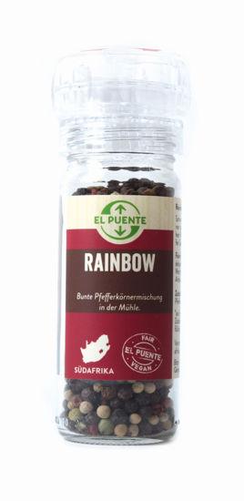 Bild von Rainbow - bunter Pfeffer