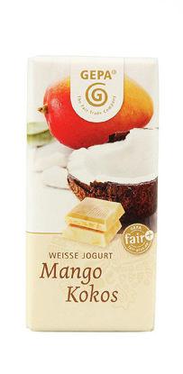 Bild von Bio Schokolade Mango Kokos