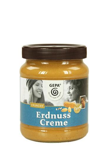 Bild von Erdnusscreme crunchy