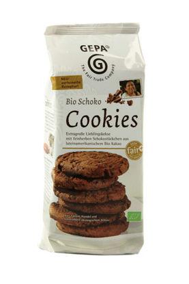 Bild von Bio Schoko Cookies