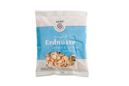 Bild von Erdnüsse, gesalzen