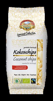 Bild von Bio-Kokos-Chips