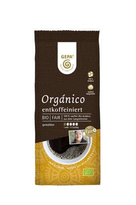 Bild von Café Organico entkoffeiniert