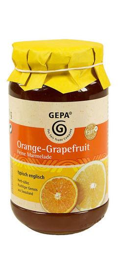 Bild von Orangen-Grapefruit-Marmelade