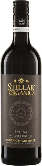 Bild von Bio-Rotwein Stellar Organics Shiraz