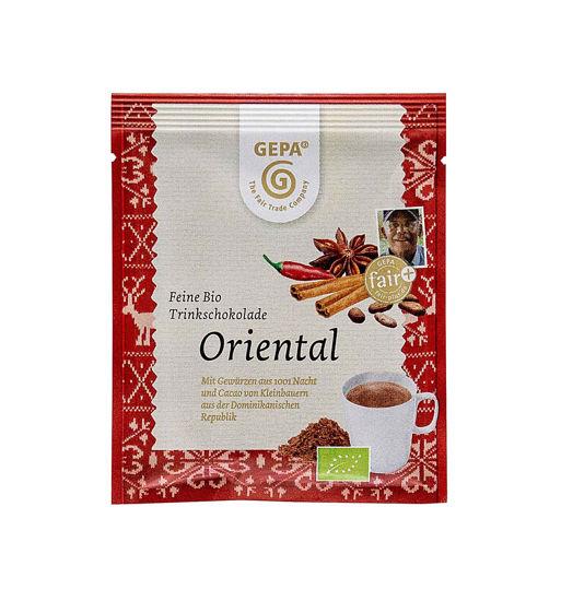 Bild von Feine Bio Trinkschokolade Oriental