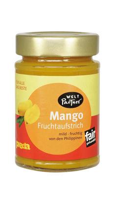 Bild von Mango-Fruchtaufstrich