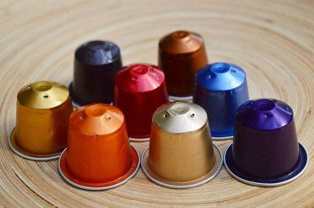 Bild für Kategorie Kaffeekapseln und Pads