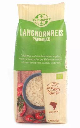 Bild von Bio-Langkornreis - parboiled