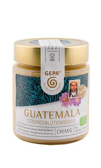 Bild von Bio Guatemala Gebirgsblüten Honig cremig